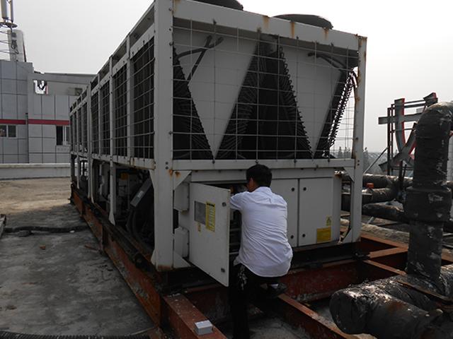 温江精密空调清洗一站式服务