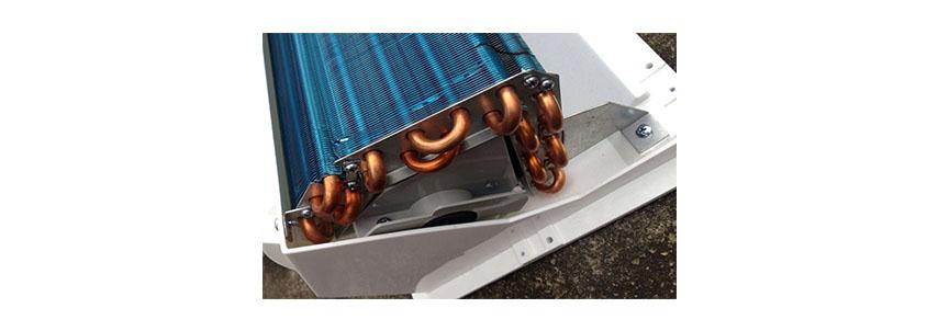 机房空调干式、满液式和降膜式蒸发器区别